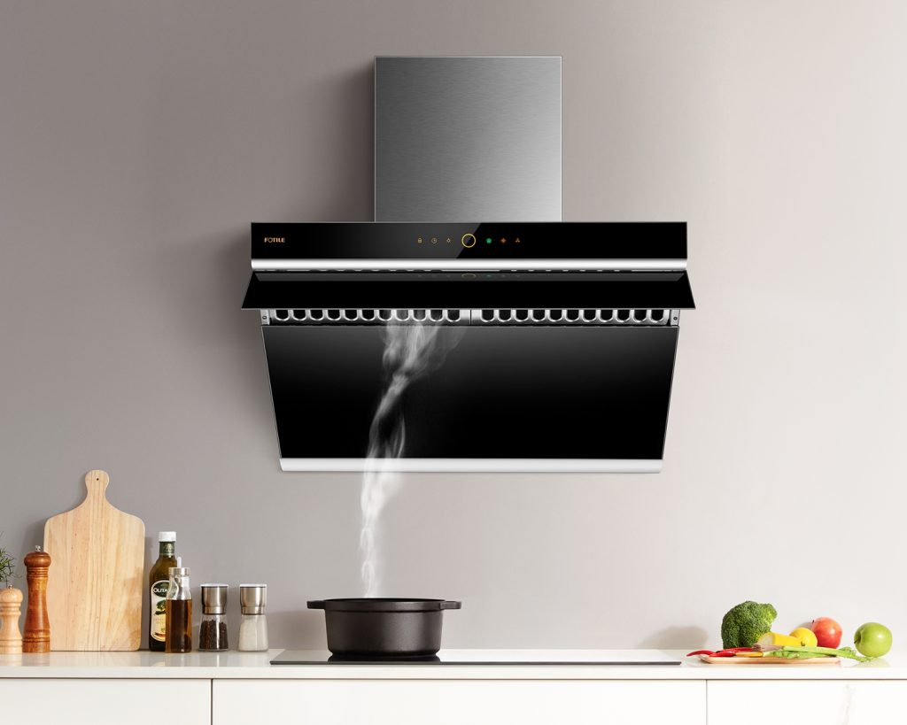 Side-Draft Range Hood