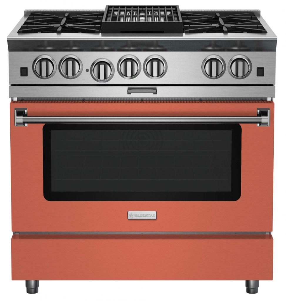 Matte Finish Appliances