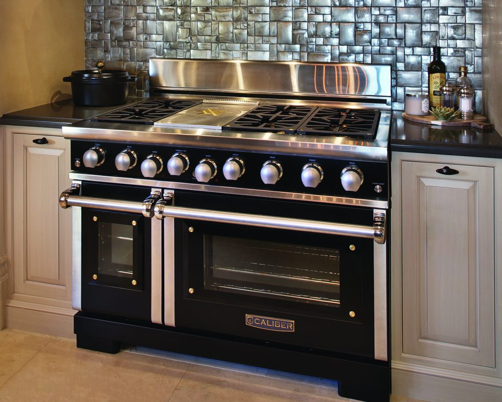 Estate-Scaled Cooking Appliances