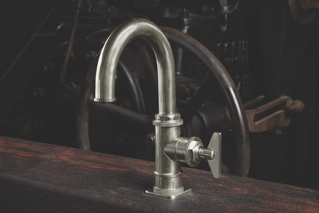 Steampunk Inspired Faucets
