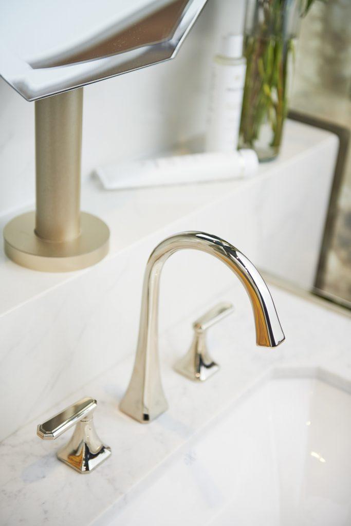 Art Deco Look Faucets