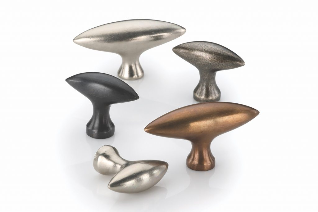 Solid Bronze Knobs