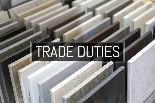 Trade Duties Slapped on Contested Ceramic Tile, Quartz Imports