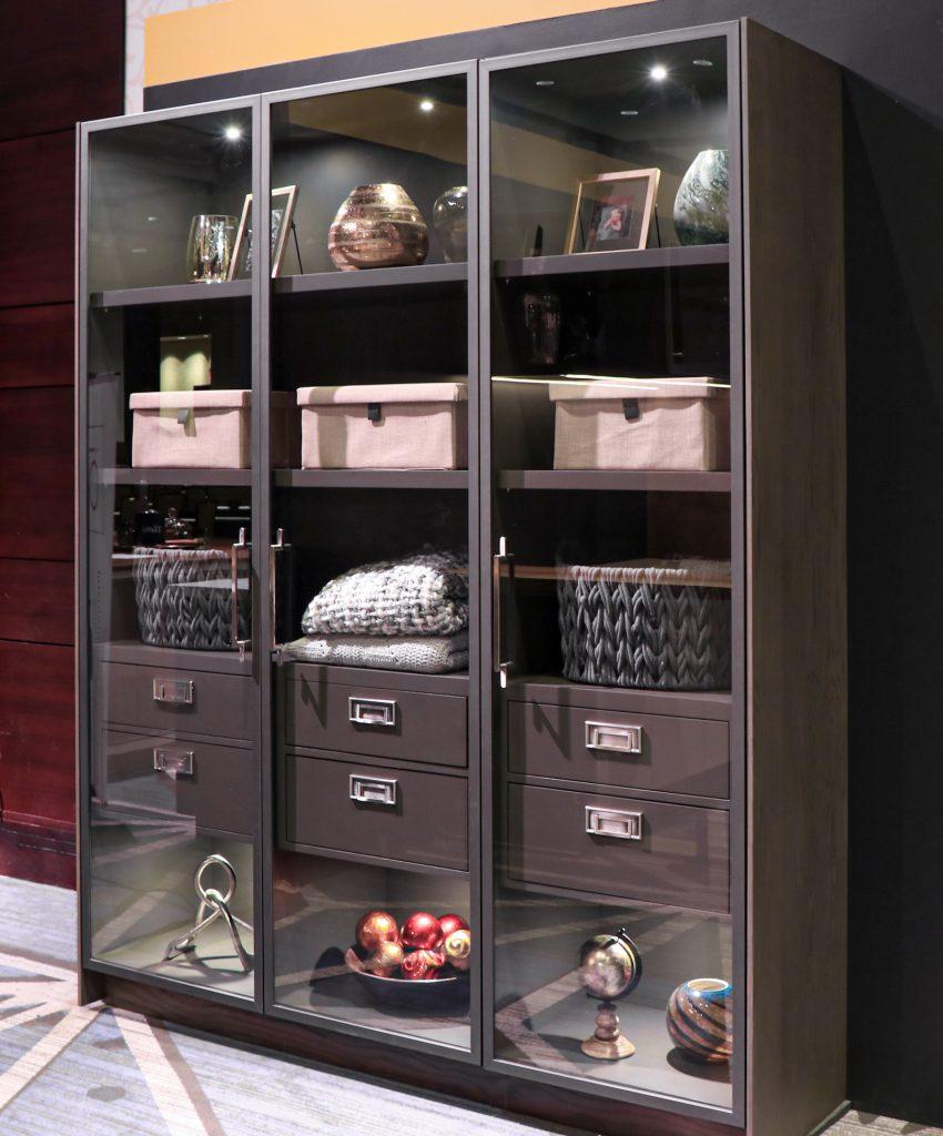 Metal Framed Cabinets