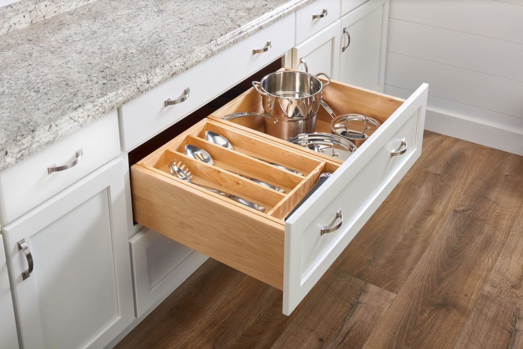 Tiered Drawer System