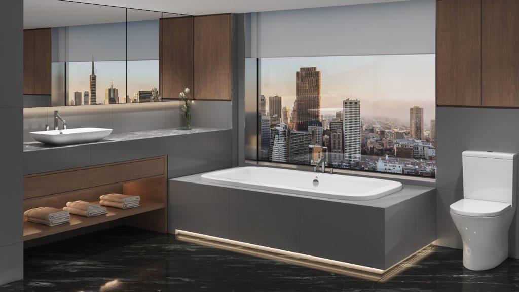 Nanobubble Air Bath