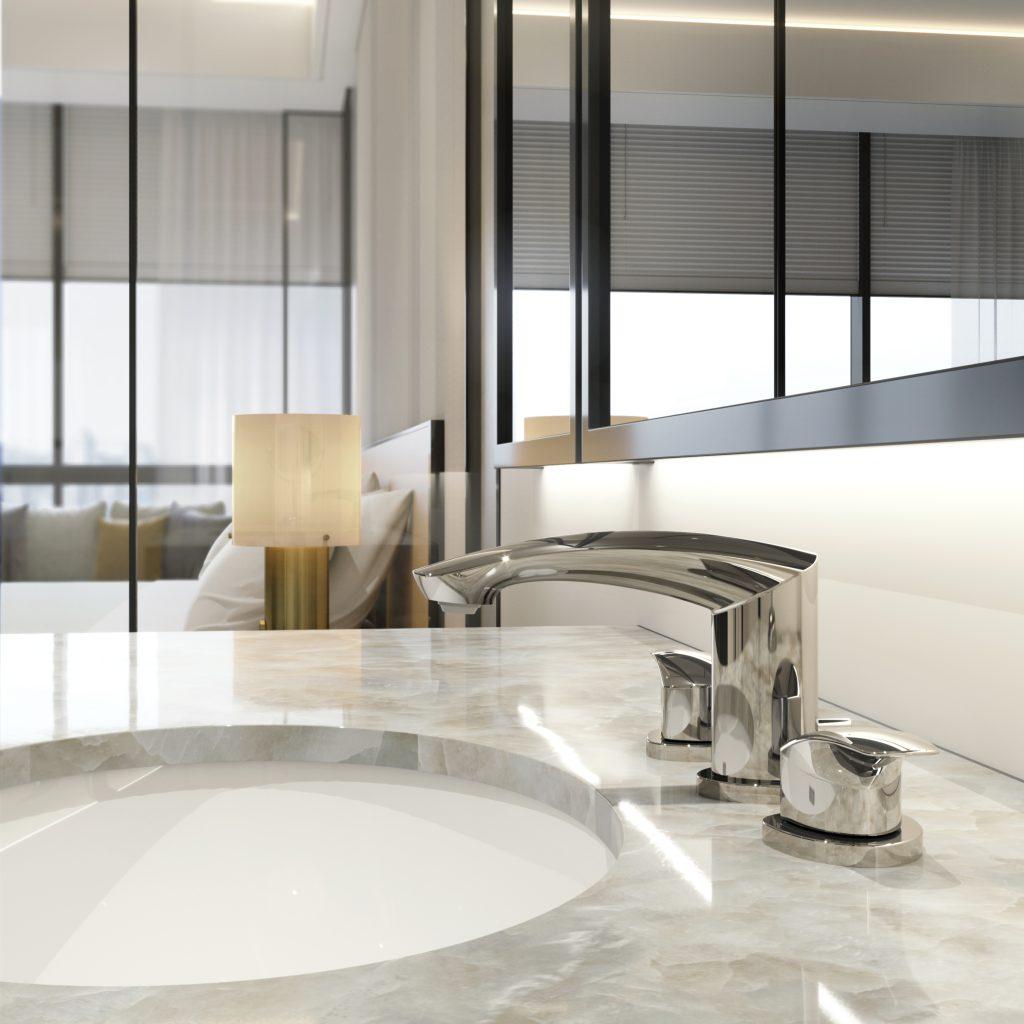 Architectural Faucet Series