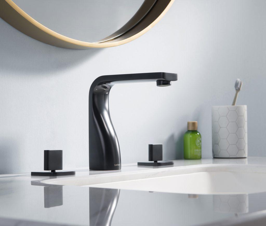 Organic Shaped Faucet