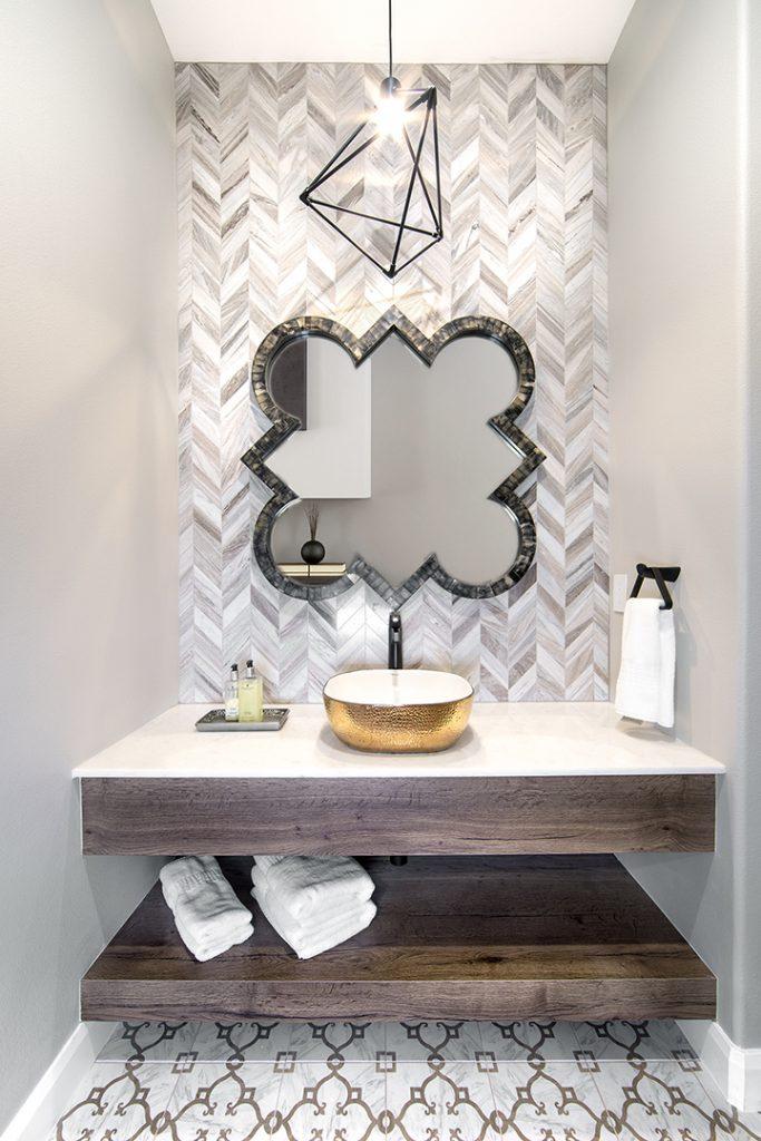 2020 Best Powder Rooms Kitchen Bath Design News