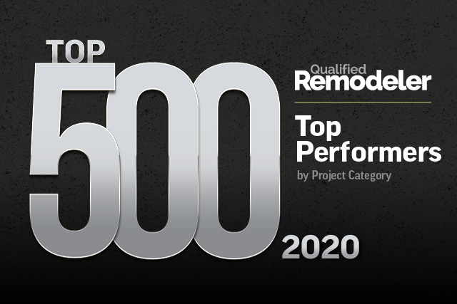 2020 Top 500: Top Performers by Category