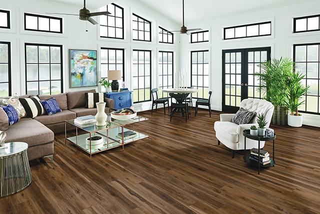 Product Trends: Flooring That Blurs the Lines