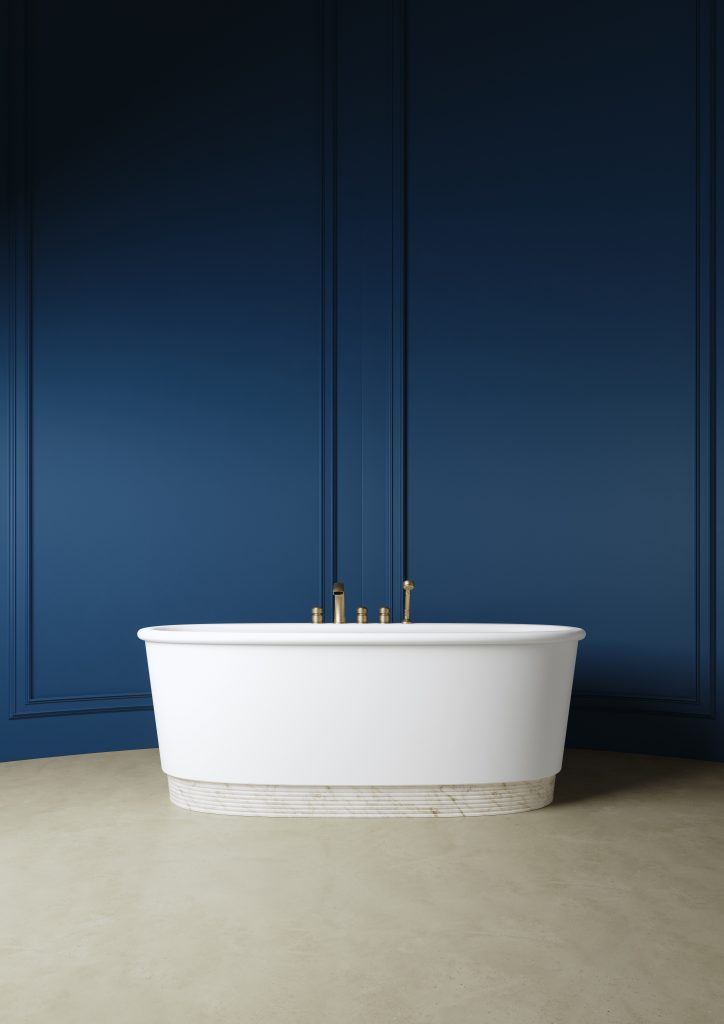 Two-Piece Tub