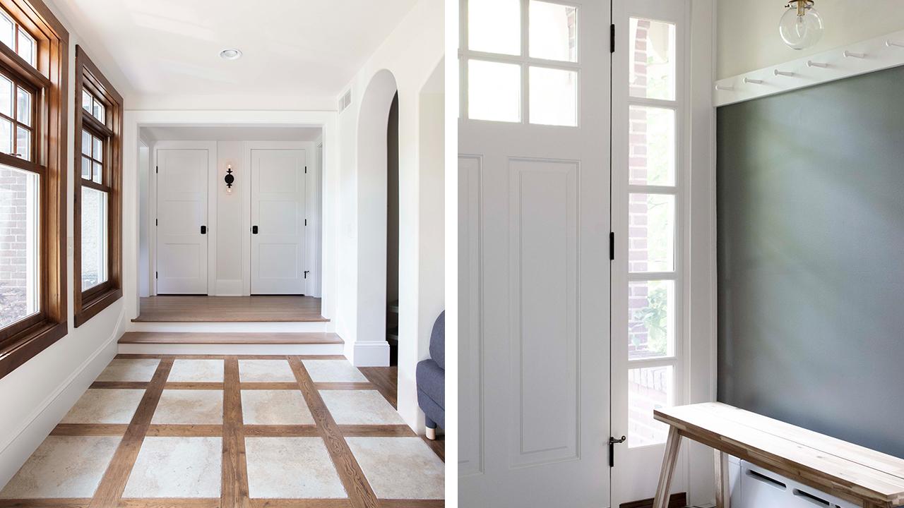 TreHus_Fremont Remodel-Hallway-Entry