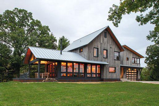 Case Study: Rural Retreat by Rehkamp Larson Architects