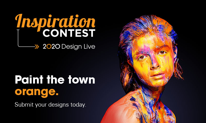 2020 Opens Its Design Live Inspiration Awards