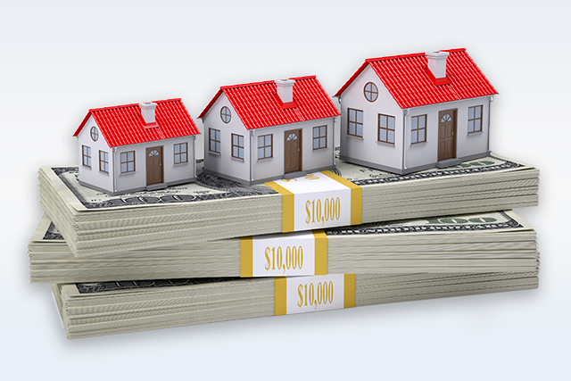 Home Prices Rise to 5.9% Rate