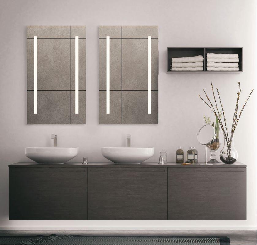 Lighted Medicine Cabinet Kitchen Bath Design News