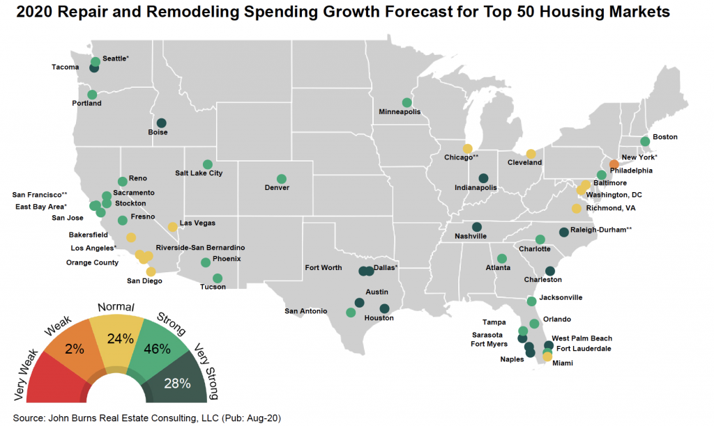 Forecast 2021: Remodeling on Track for Growth