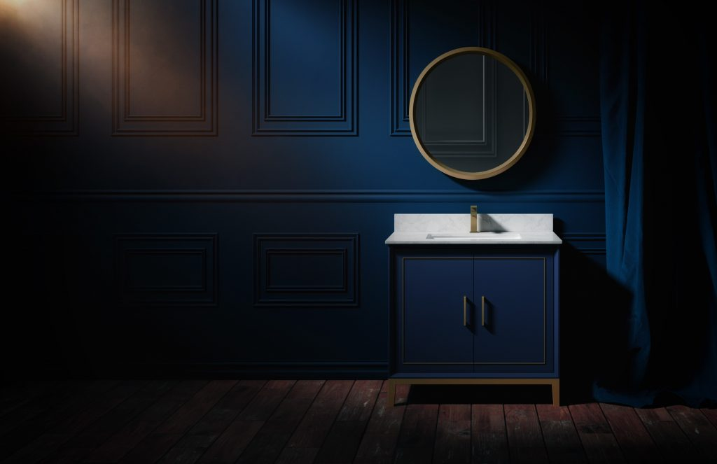 Wood Vanity Collection