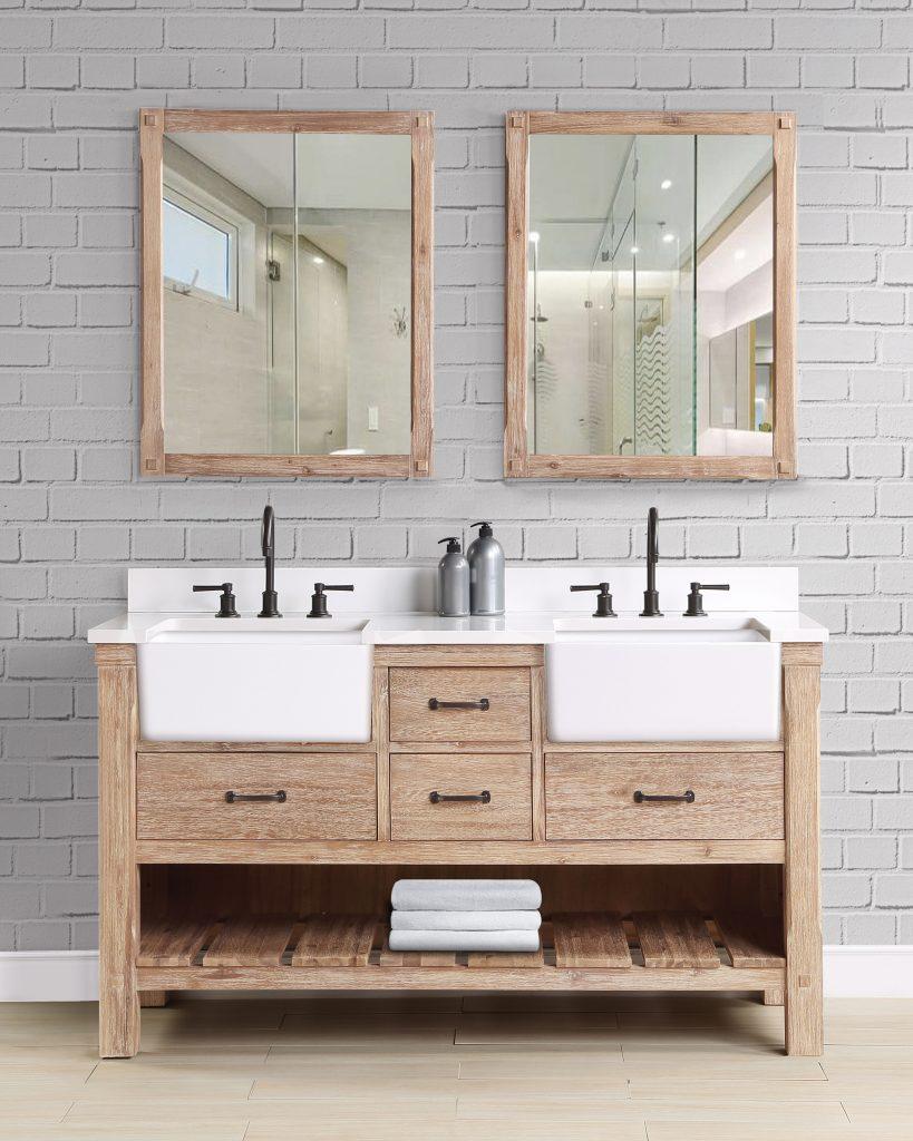 Farmhouse Vanity Designs
