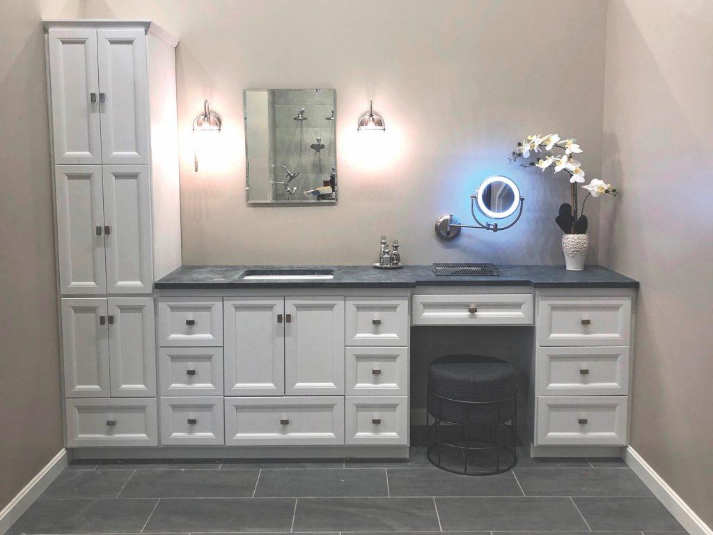 Customized Vanity Storage
