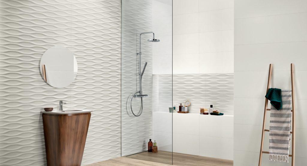 Three-Dimensional Tile