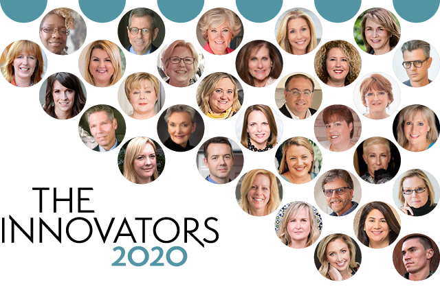 Honoring our 2020 Innovators