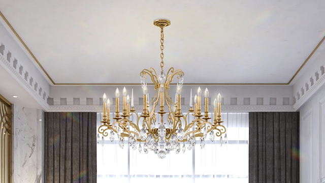 Lighting additions elevate elegance, artisanship