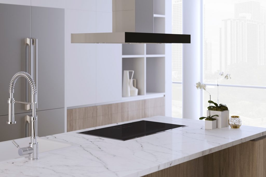 Connected Cooktop