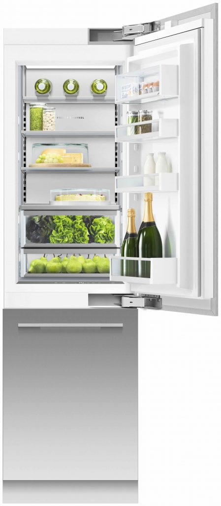 Adjustable Refrigeration