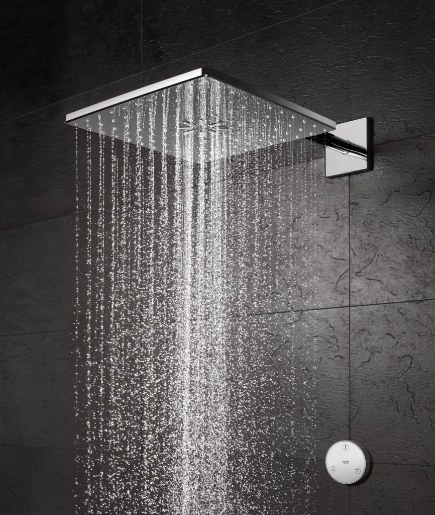 Smart Showerhead