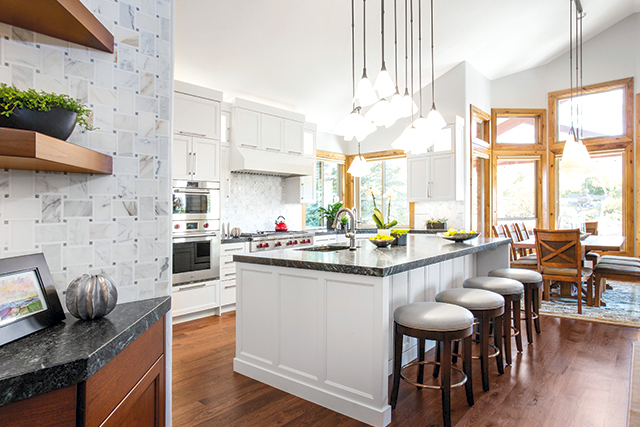 Transformation: Kitchen Becomes Collaborative Space
