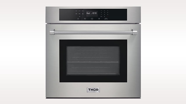 Electric wall-oven provides power, performance