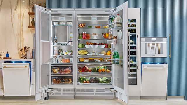 Refrigeration offers wealth of personalization options