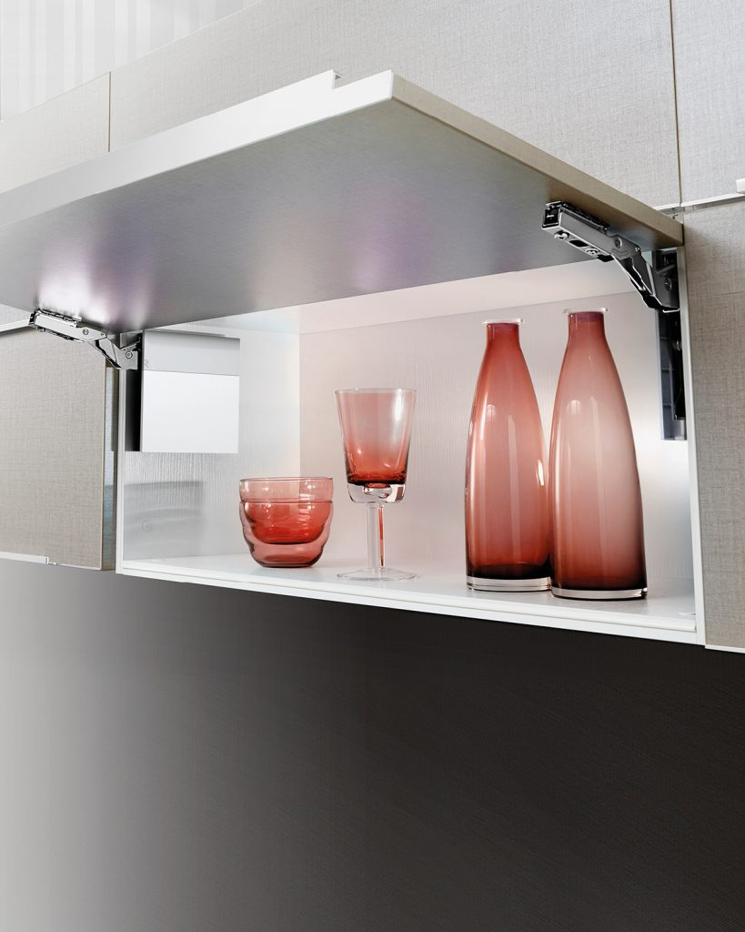 Cabinet Air Lift System