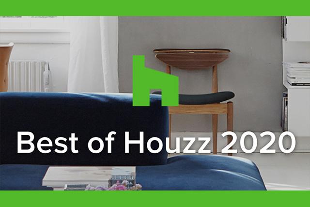 'Best of Houzz' Picks Announced