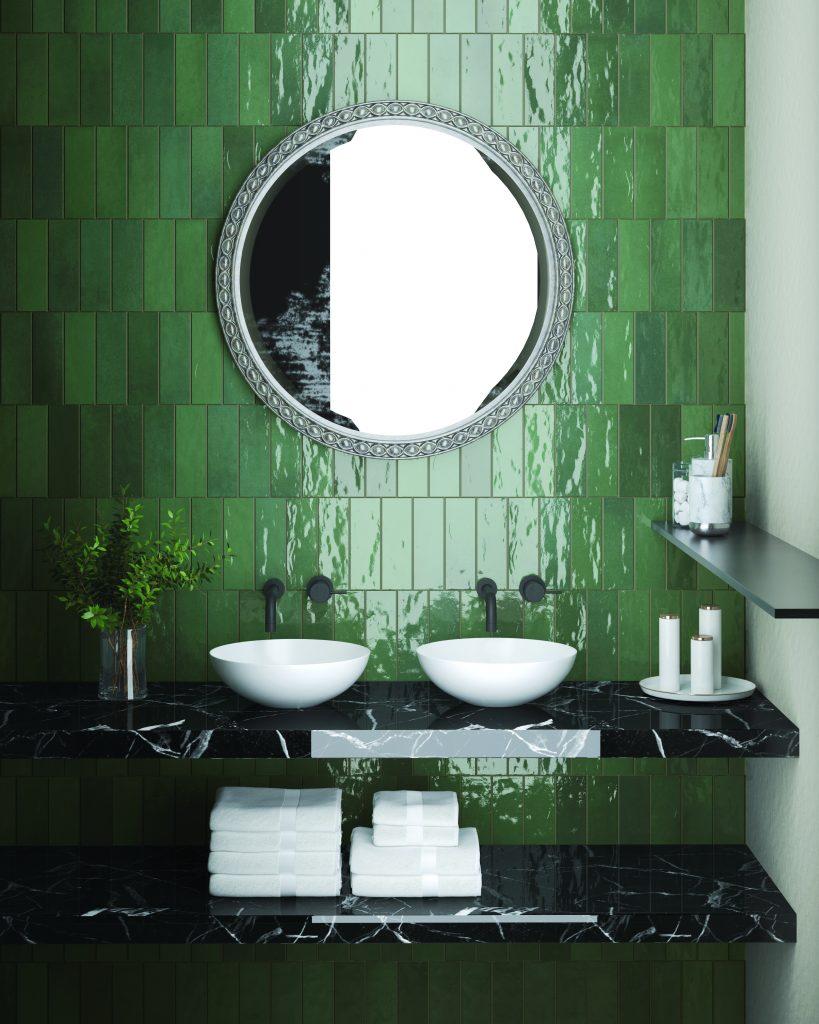 Natural Tile Influences