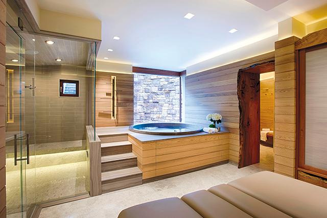 Dream Home Spa Becomes Reality