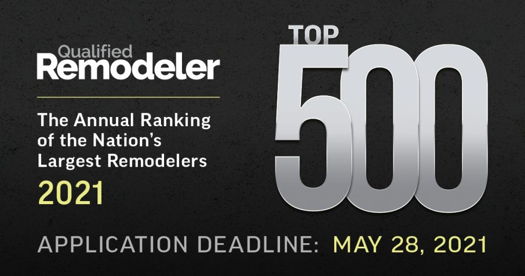 2021 Top 500 Submissions Open
