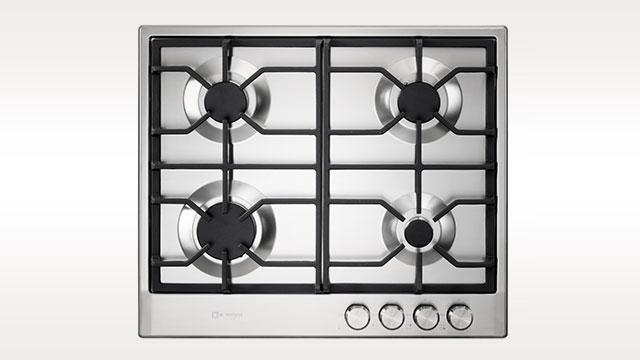 Cooktops designed with ergonomics, multitasking
