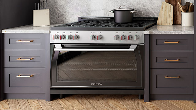 Single-oven cavity opens up cooking possibilities