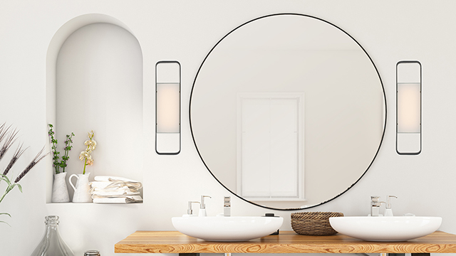 LIGHTING GUIDE FOR BATHROOMS