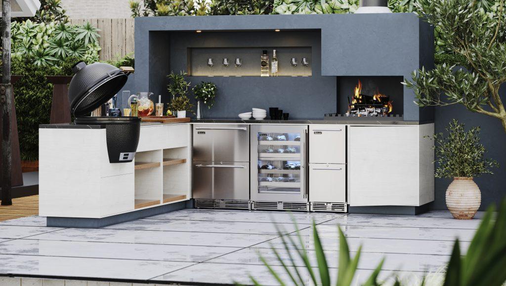 Energy-Efficient Undercounter Refrigerators