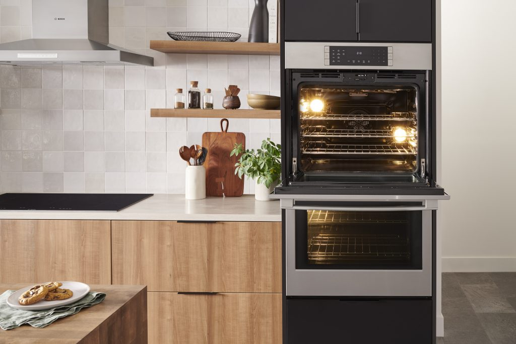 Connected Wall Ovens