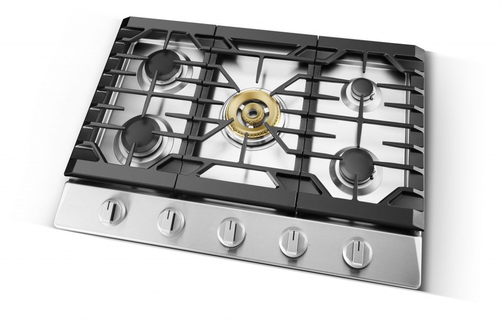 Tri-Ring Gas Cooktop