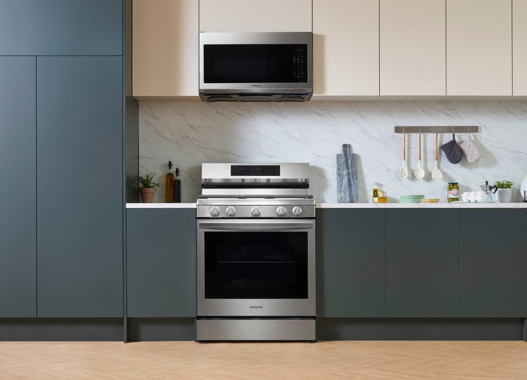 Freestanding Smart Ranges