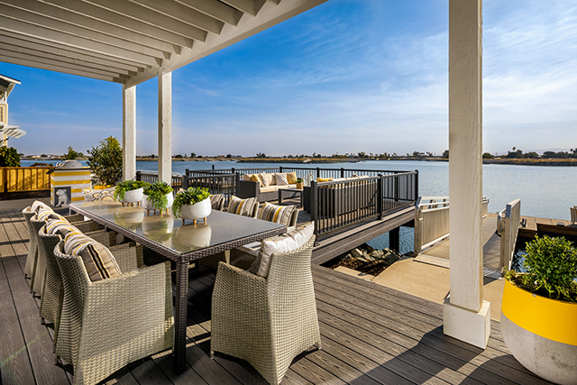 What's Hot in Outdoor Living