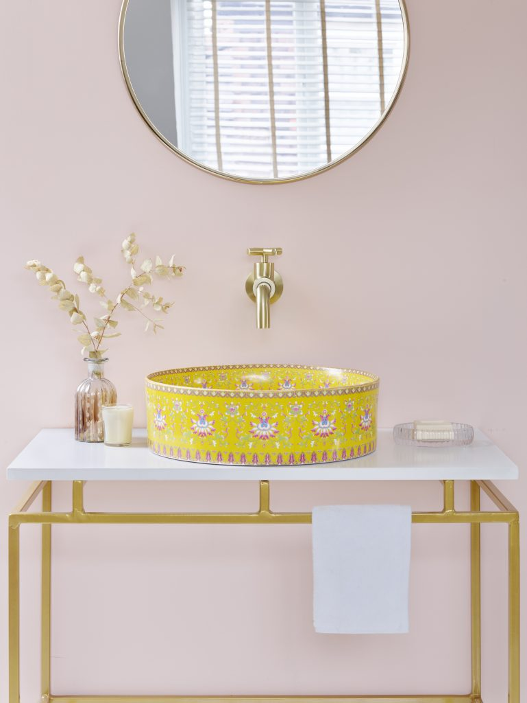 Decorative Bath Basin