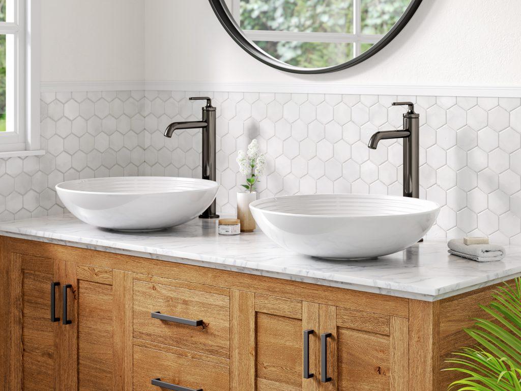 Vessel Bath Faucets