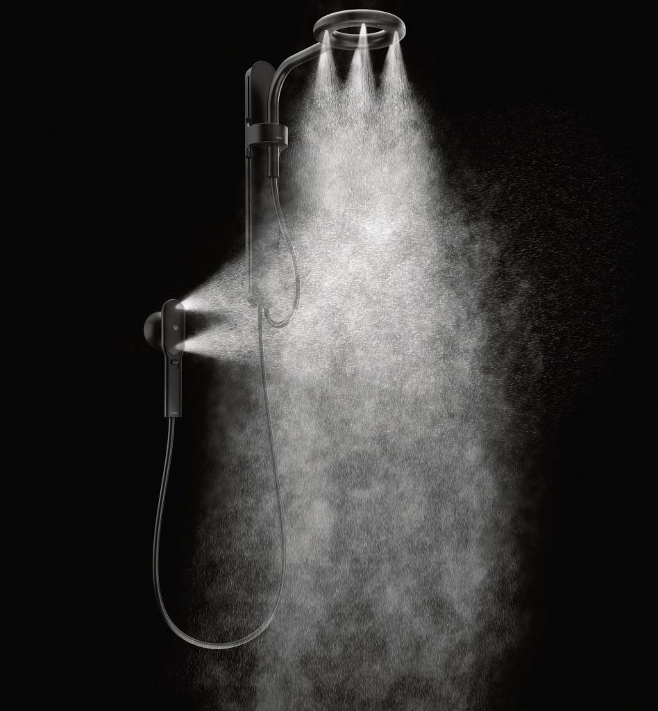 Misting Shower System
